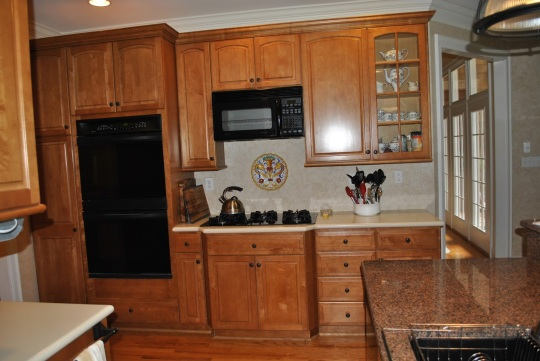 Kitchen pre-renovation