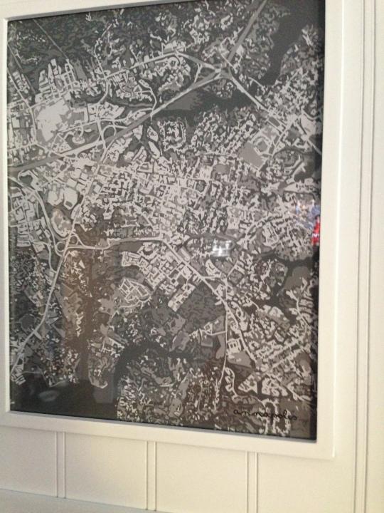 Cityscape of Annapolis