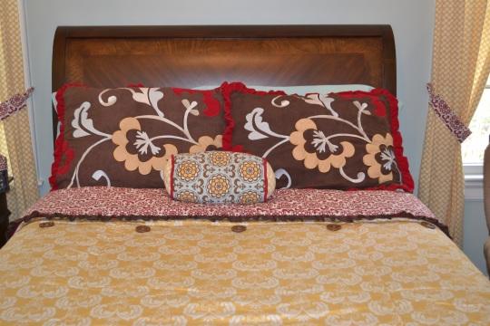 Cocoa Couture Delilah Bedding