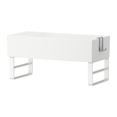 Sink Wall Bracket : Lillangen sink with wall brackets